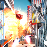 Скриншот Jet Run: City Defender