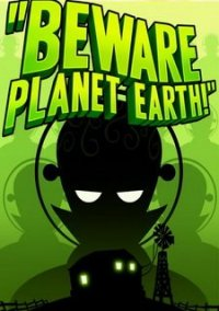 Обложка Beware Planet Earth