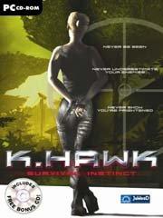 Обложка K.Hawk - Survival Instinct