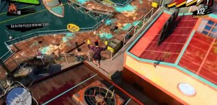 Sunset Overdrive: Mooil Rig. Видео #1
