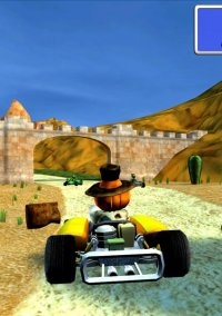Moorhuhn Kart Thunder – фото обложки игры