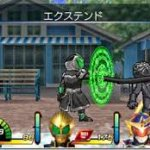 Скриншот Kamen Rider: Travelers Senki – Изображение 5