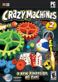 Обложка Crazy Machines 2