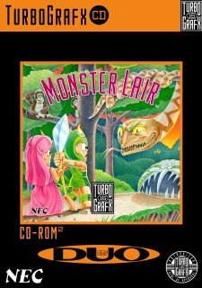 Wonder Boy III Monster Lair