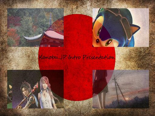 Презентация интро сообщества Kanobu.JP