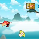 Скриншот Pucca's Kisses Game – Изображение 9
