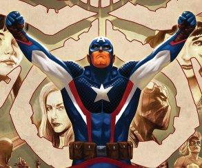 Летом нас ждет кульминация истории Капитана Америки – агента «Гидры»