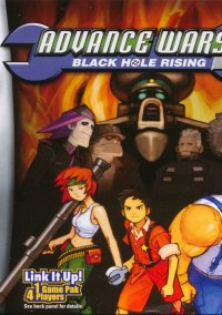 Обложка Advance Wars 2: Black Hole Rising