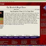 Скриншот Baseball Mogul 2008