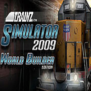 Обложка Trainz 2009: Railroad Simulator