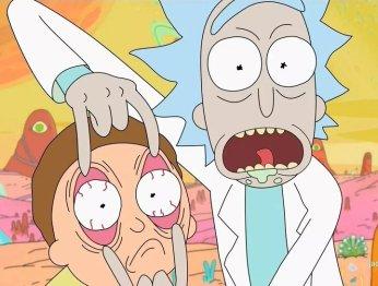 Спойлеры: начало нового сезона «Рика и Морти» в утекшем видео!