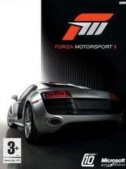 Обложка Forza Motorsport 3