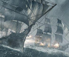 В мультиплеере Black Flag не будет морских баталий