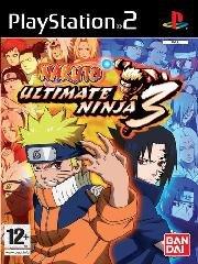 Обложка Naruto: Ultimate Ninja 3