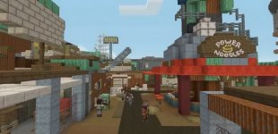 Minecraft. Трейлер DLC Fallout Mash-Up Pack