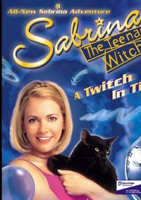 Обложка Sabrina the Teenage Witch: A Twitch in Time!
