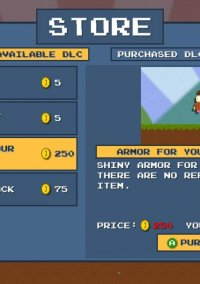 DLC Quest: Live Freemium or Die – фото обложки игры