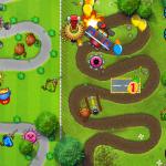 Скриншот Bloons TD 5 – Изображение 4