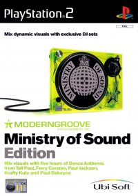 Обложка Moderngroove: Ministry of Sound Edition