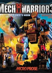 Обложка MechWarrior 3: Pirate's Moon