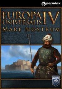 Обложка Europa Universalis IV: Mare Nostrum