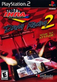 Обложка IHRA Drag Racing 2