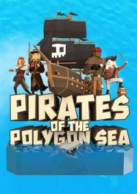 Обложка Pirates of the Polygon Sea