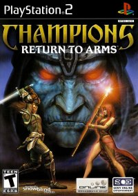Обложка Champions: Return to Arms