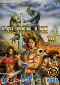 Обложка Golden Axe III