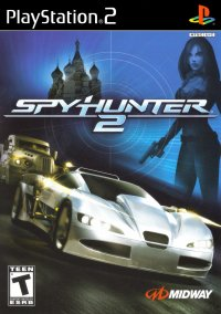 Spy Hunter 2 – фото обложки игры
