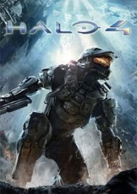 Обложка Halo 4