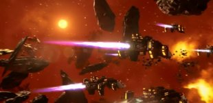 Battlefleet Gothic: Armada. Тизер - трейлер