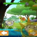 Скриншот Save the Little Snail Venture - A Falling Rock Avoiding Game – Изображение 4