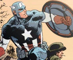 В Marvel Legacy вернется классический Капитан Америка