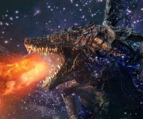 Дракона Dark Souls 3: The Ringed City победил игрок водних трусах