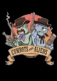 Обложка Cowbots and Aliens