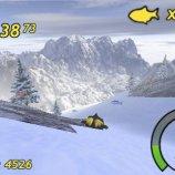 Скриншот Tux Rider World Challenge