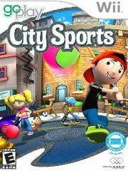 Go Play City Sports – фото обложки игры