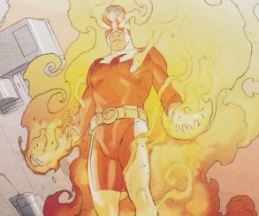 Кто кроме Джин Грей в комиксах владел Силой Феникса