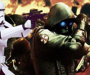 Утечки файлов Battlefront3 привели котмене новой Resident Evil