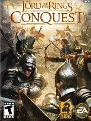 Обложка The Lord of the Rings: Conquest