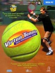 Обложка Virtua Tennis