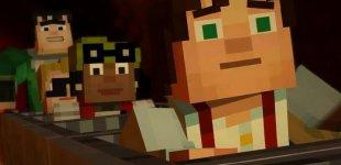 Minecraft: Story Mode. Трейлер к выходу первого эпизода