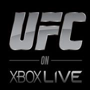 Обложка UFC on Xbox LIVE