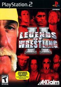 Обложка Legends of Wrestling II