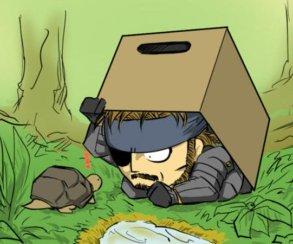 Fission Mailed. Лучшие мемы о серии Metal Gear