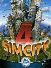 Обложка SimCity 4