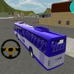 Скриншот Bus Driving 3D Simulator – Изображение 1