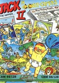 Обложка Jack the Nipper II: In Coconut Capers