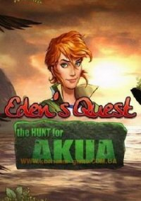 Обложка Eden's Quest: The Hunt for Akua